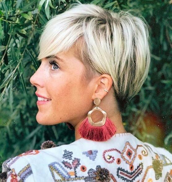 Beliebte coole Pixie-Frisuren, die Sie für 2020 lieben werden