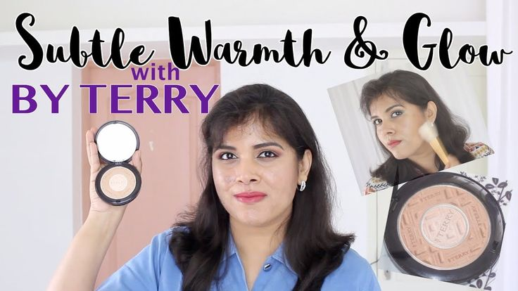 How to Add Subtle Warmth And Glow To Your Face, With By Terry Compact Expert Dual Powder + Review...