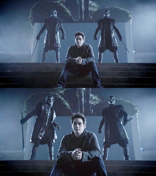 teen wolf - void stiles