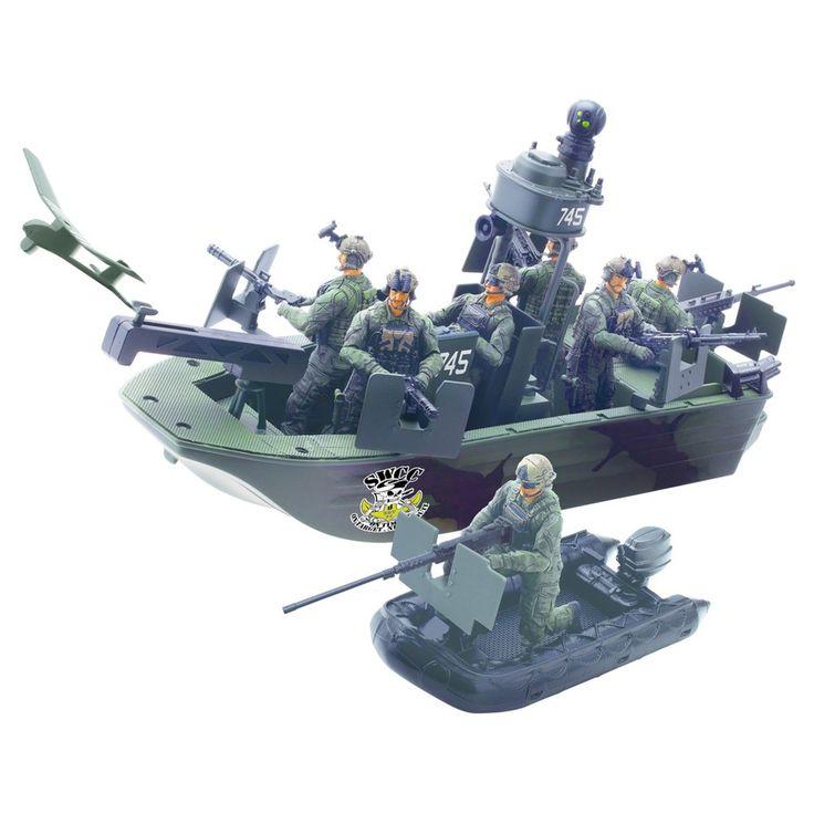 Elite Force - Naval Special Warfare Gunboat