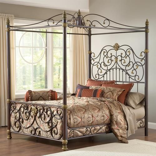 King Size Canopy Beds - Bing images : king size canopy bed frame - memphite.com