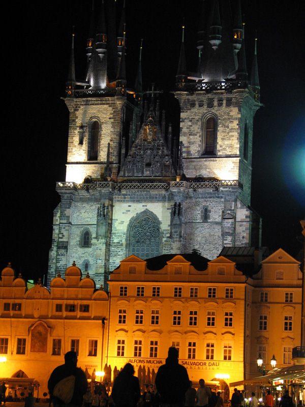 Prague, 2007