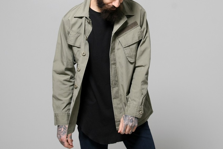 Standard Issue army jacket