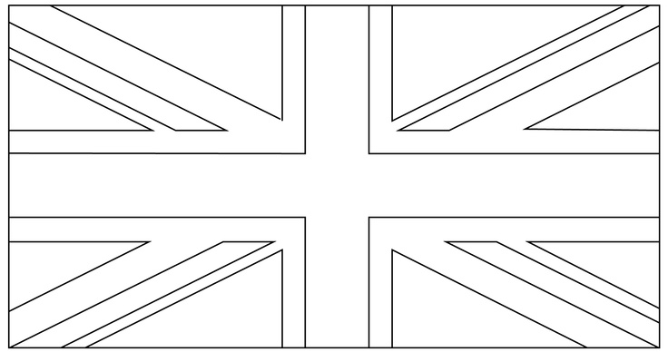download this free union jack image to add to your craft projects free printable template and free