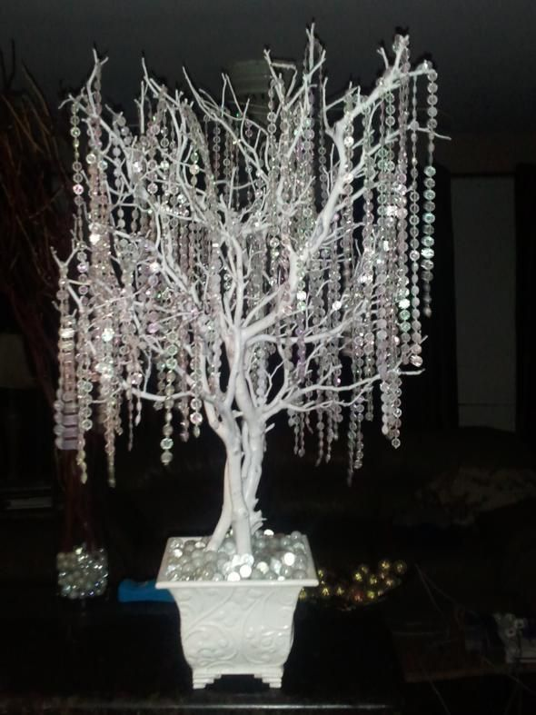 17 Best images about crystal trees