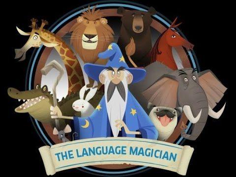 THE LANGUAGE MAGICIAN - Trailer