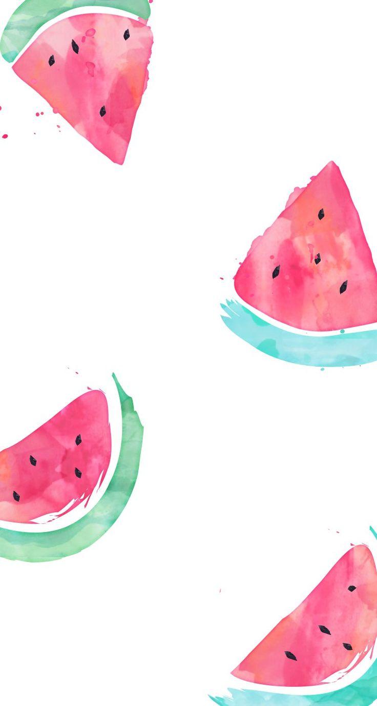 mobile desktop ★ ♥ Watermelon♥ Pinterest iPhone