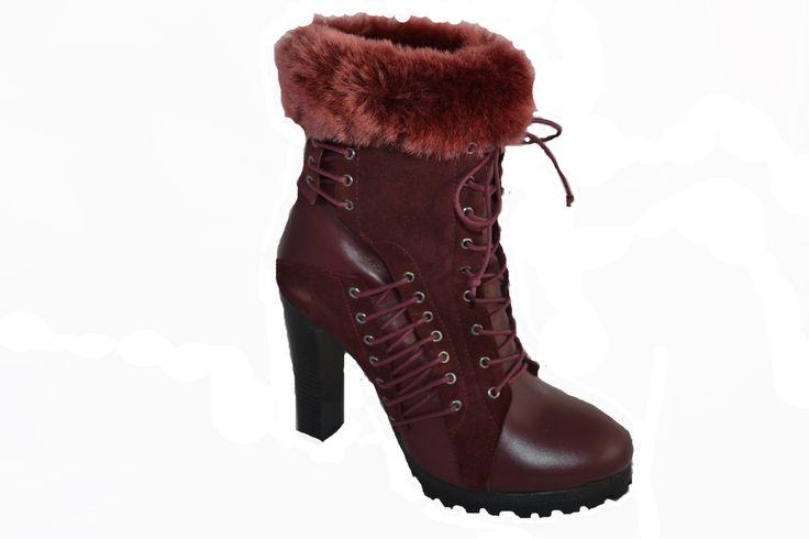 Bora Aksu sheepskin lined boots - exclusive to www.shoesatgoody2shoes.co.uk