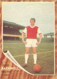 60. John Barnwell Arsenal