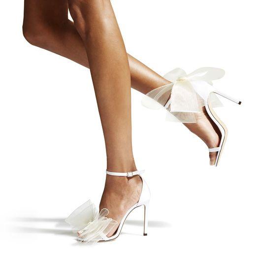 AVELINE 100 | Bow high heels, Jimmy