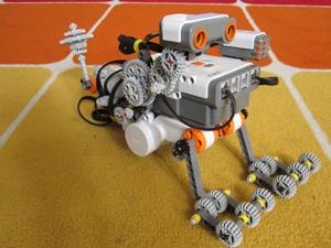 NXT LEGO® Robotics at RoboFun