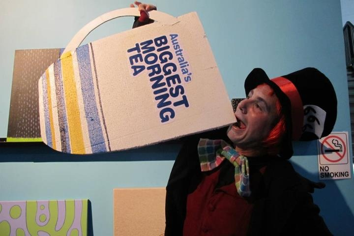 Hosting an Australia's Biggest Morning Tea event and want to theme it? Why not go for a Mad Hatters Tea Party theme just like our Far North Coast office did. For more information or to register for Australia's Biggest Morning Tea log onto www.biggestmorningtea.com.au