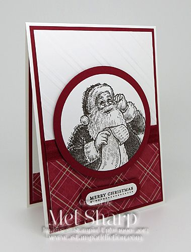 SUO Santa's List by stampinandstuff - Cards and Paper Crafts at Splitcoaststampers