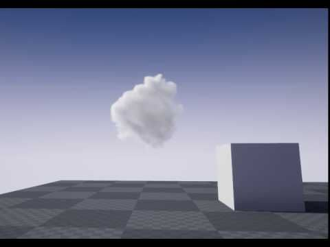80 lv articles creating-2d-raymarching-smoke-in-ue4 | VFX