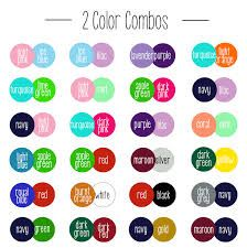 Best Color Combinations Images On Pinterest Color Combinations
