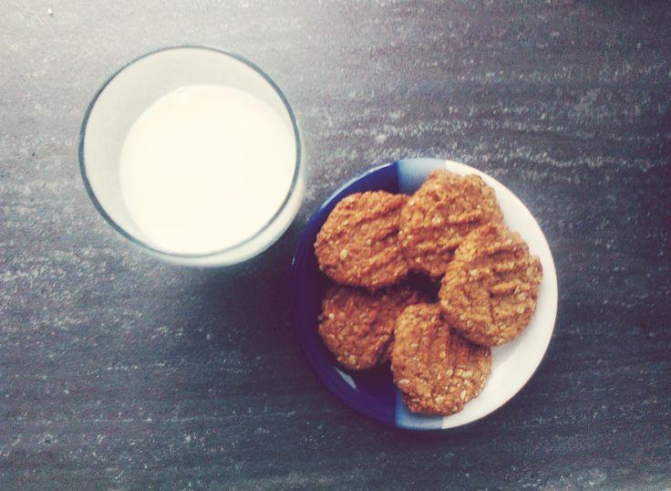 oatmeal cookies :)