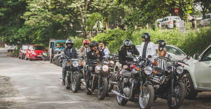 The League Of Distinguished Gentlemen - Distinguished Gentleman's Ride Kochi 2017 #DGR #Triumph #Motorcycle #RideForACause