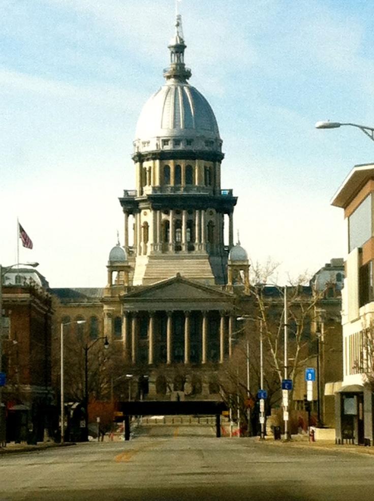 Illinois State Capitol - Springfield