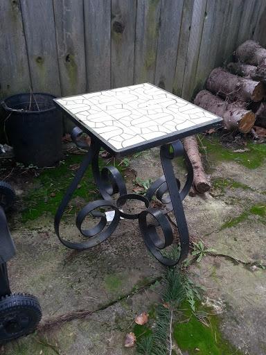best  about Wrought iron mosaics on Pinterest