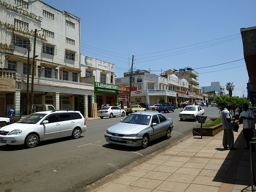 Central Business District, Kisumu (6)