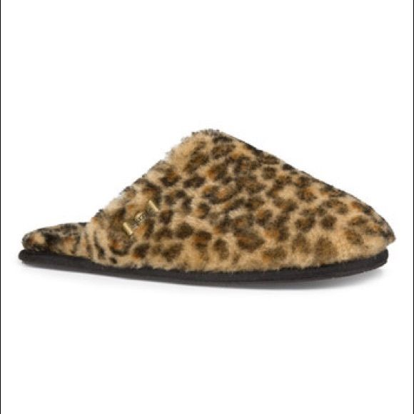 NWT in original box Ugg animal print slippers NWT in original box Ugg animal print slippers UGG Shoes Slippers