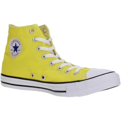 Converse 155738C Sneakers Unisexe YELLOW YELLOW - Chaussures Basket montante 66,75 €