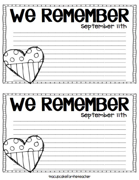 1000+ images about 9/11 activities on Pinterest   Patriots Day ...