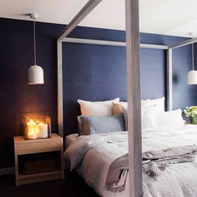 The Stylephiles | Dea and Daz from the Block triple threat - Master bedroom