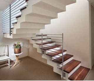 Las 25 mejores ideas sobre escaleras de concreto en for Como hacer escaleras de fierro