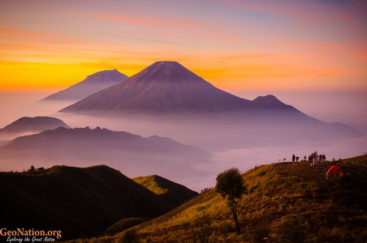 Gunung Prau Dieng  #geonation.org #indonesia #centraljava #dieng