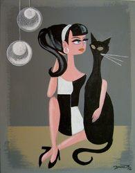 Characters - El Gato Gomez Art