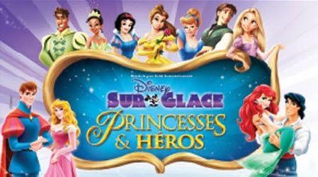 4 forfaits Disney sur glace pour 4 personnes à gagner! - Quebec echantillons gratuits