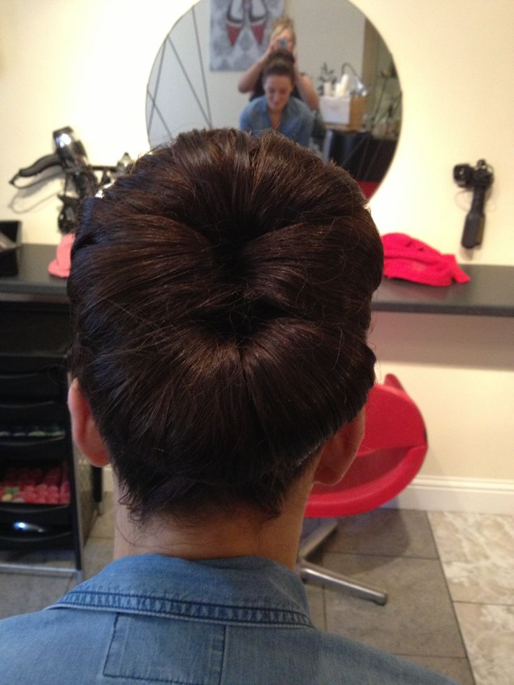 Large bun, no donut included