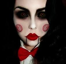 83 best make up halloween images on Pinterest | Halloween ideas ...
