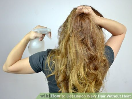 Image titled Get Beach Wavy Hair Without Heat Step 15
