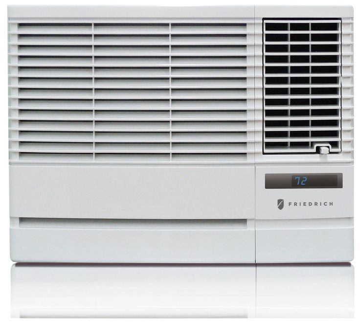 Chill 6000 BTU Energy Star Window Air Conditioner with Remote
