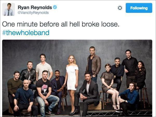Best Ryan Reynolds Twitter Ideas On Pinterest Ryan Reynolds - Ryan reynolds politely responds to fans dirty tweets and its just hilarious