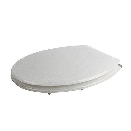 white sparkle toilet seat. White Glitter toilet seat  Homebase 8 best Ideas to Buy at Tiles Ahead images on Pinterest