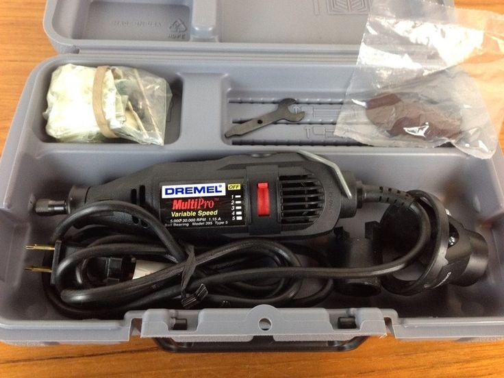 Dremel 395 MultiPro Rotary Tool Kit