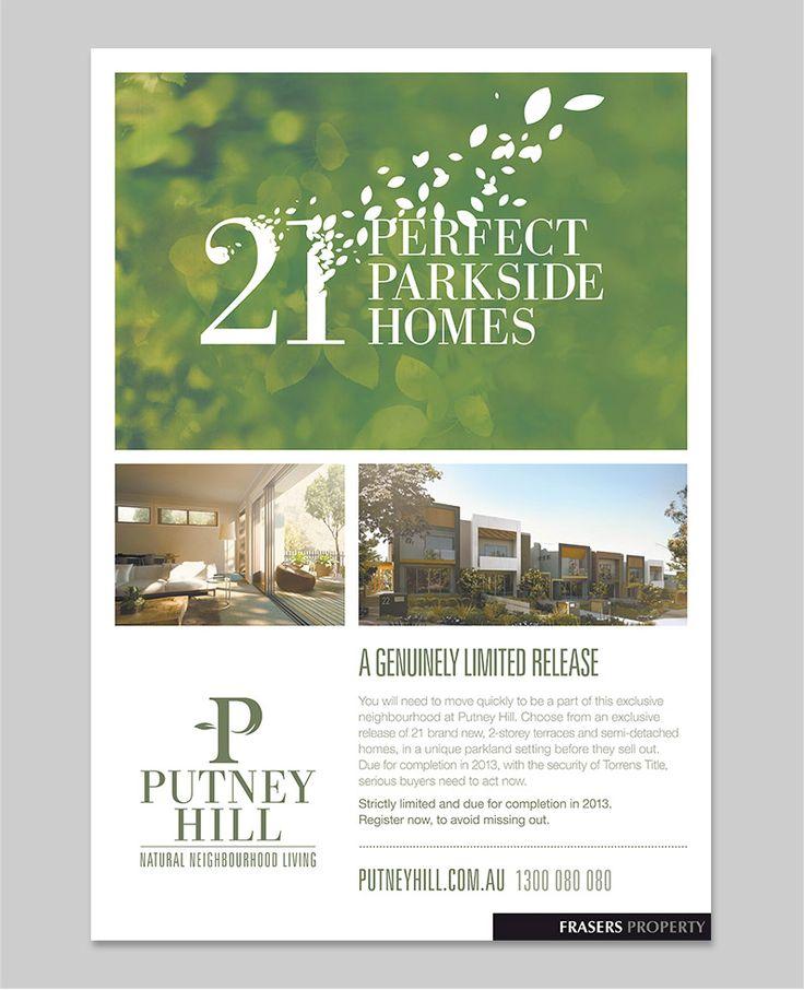 Frasers Property Putney Hill Brochure by Hoyne Design