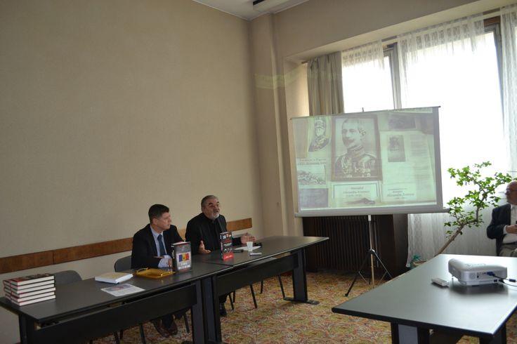 Larry L Watts- conferinta si lansare de carte la Institutul de Sociologie al Academiei Romane