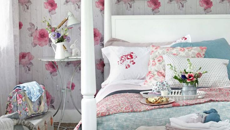 Beautiful shabby chic bedrooms to unwind in-Part 4