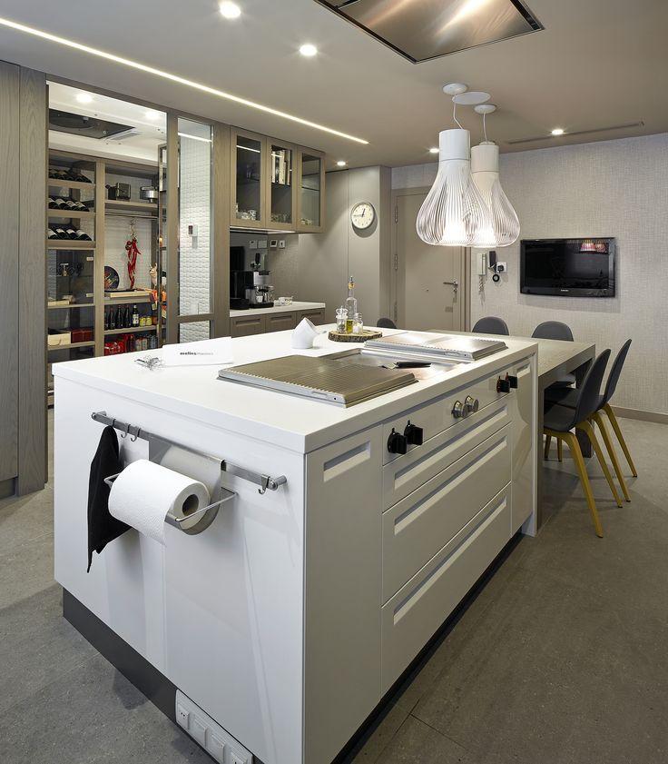 Mejores 105 imágenes de COCINAS en Pinterest   Arquitectura interior ...