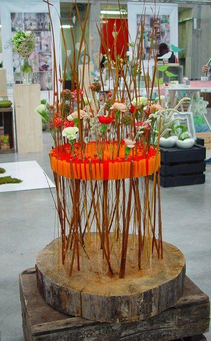 Kilka słów o niedzielnym pokazie…florysta Jürgen Herold.