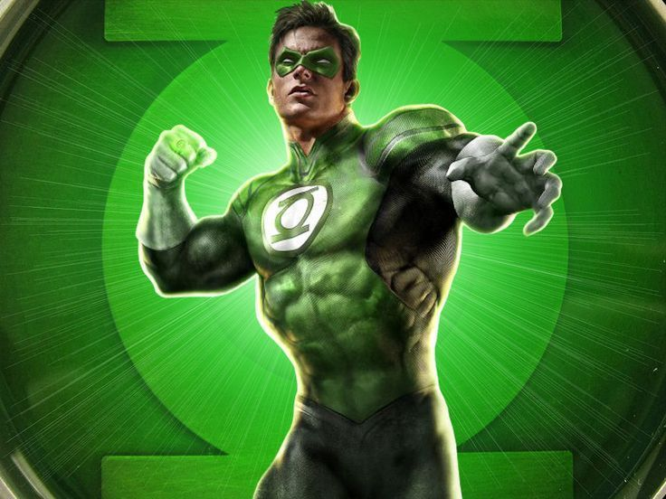 Cast Your Green Lantern Movie - Page 8 - The SuperHeroHype Forums
