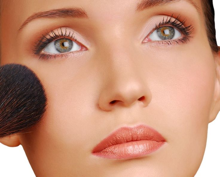 Φυσικό μακιγιάζ για κάθε μέρα. No makeup makeup.