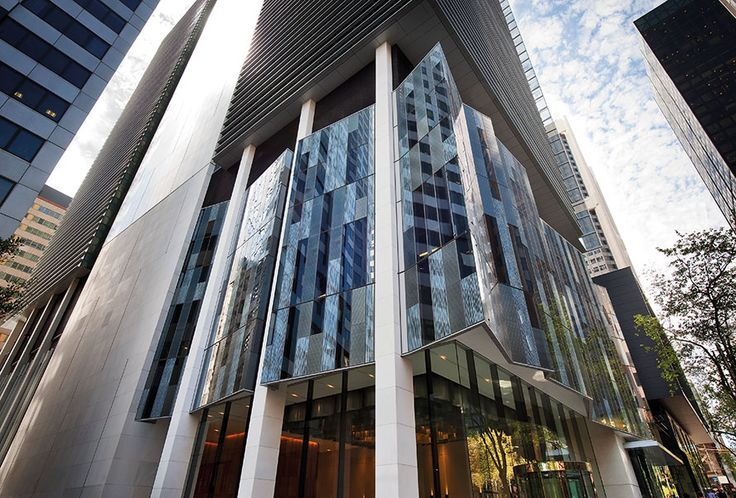 SJB | Projects - CBW: Corner of Bourke and William Streets