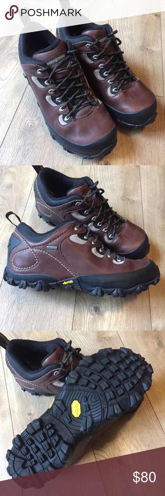 Patagonia Men's Drifter Leather Hiking Boots Rare since they don't make Patagonia shoes anymore, NWOT, never worn, Gortex Patagonia Shoes