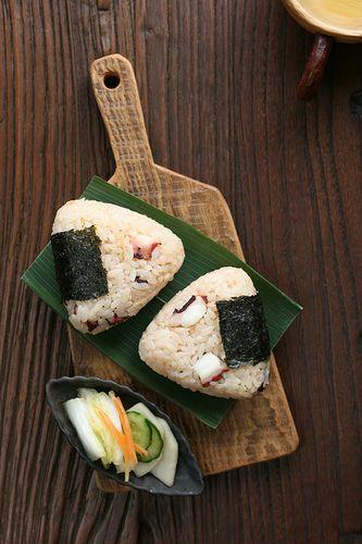 蛸飯 tako meshi (octopus rice)