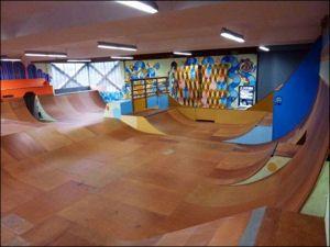 Bellevue Inner Skatepark. WA